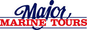 Major Marines Tours Logo -- Major Marines Tours